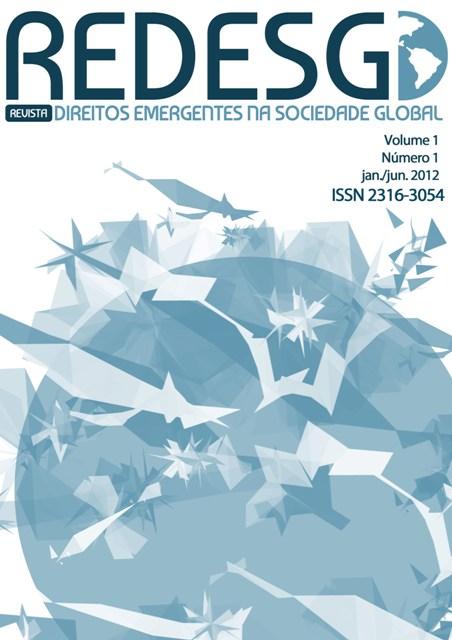 Revista Direitos Emergentes na Sociedade Global, v. 1, n1. 2012