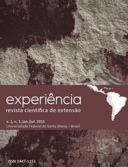 Experiência. Revista Científica de Extensão | Universidade Federal de Santa Maria