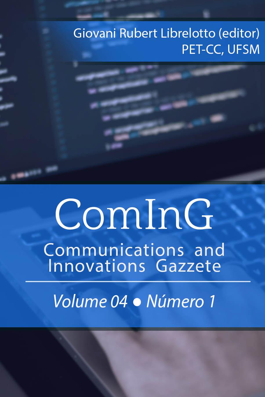 ComInG - vol. 4, num. 1 (2019)