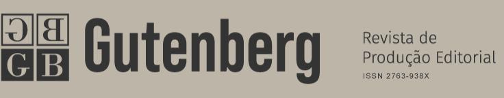 Gutenberg - Revista de Produção Editorial