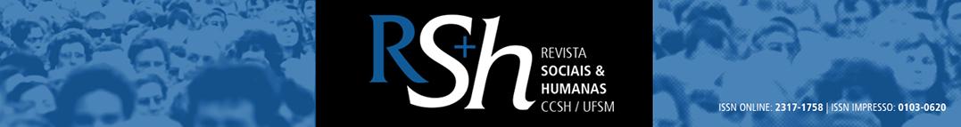 O cabeçalho da revista traz uma multidão de pessoas, com uma retícula azul, além da marca da revista em um fundo preto com as iniciais RSH. A nova identidade visual presa pelo minimalismo.